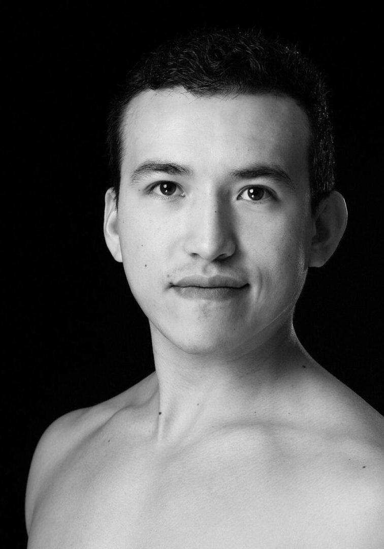 Ruslan Amrayev Headshot